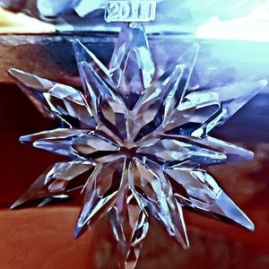 SWAROVSKI- 2011 Special Addition Annual Crystal